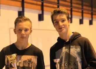 Trophée Essonne Jeunes 4/12/2016