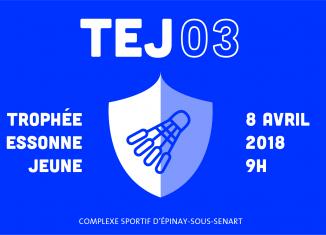 Trophée Essonne Jeunes 3 : avril 2018