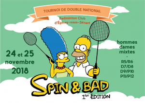 Spin & Bad 2018