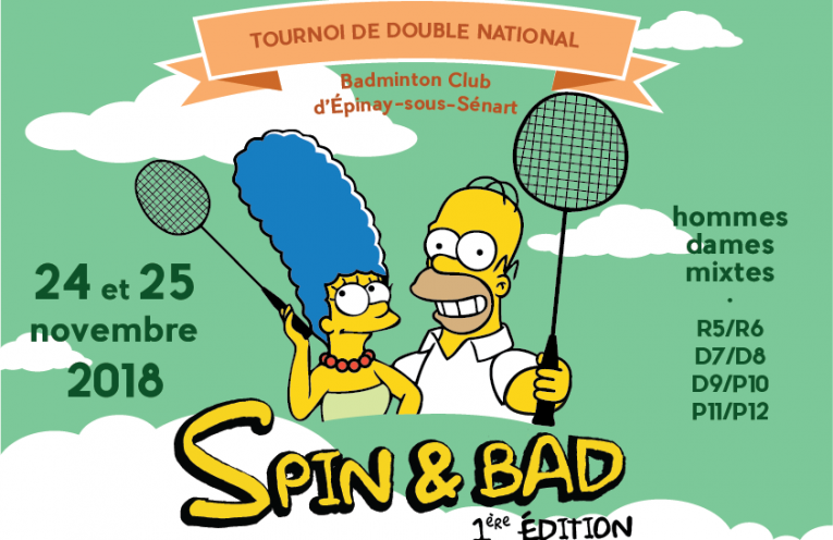 Spin & Bad 2018