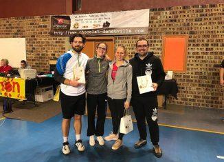 Tournoi de Morsang 2018