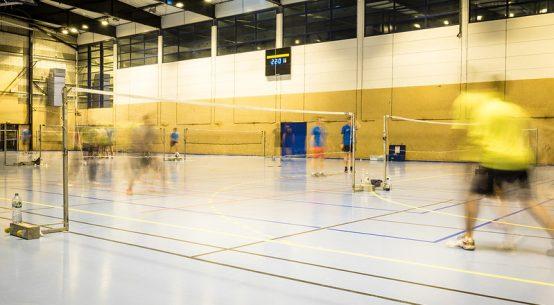Reprise estivale du badminton